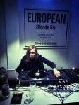 GGut blond DJ 